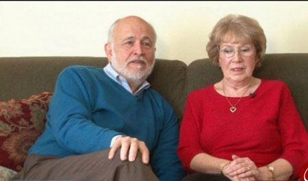 رمانتیک ترین زوج جهان معرفی شدند (عکس)
