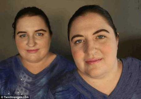 دو زن غریبه ای که رسانه های جهان را به هم ریختند (عکس)