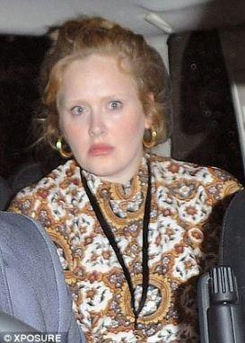 چهره باورنکردنی خواننده معروف زن بدون آرایش