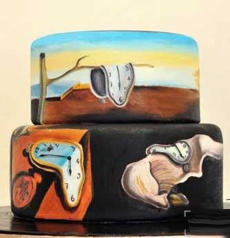 شاهکارهای بی نظیر نقاشی روی کیک !