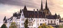 زیبا و معروف ترین قصرها و قلعه های جهان