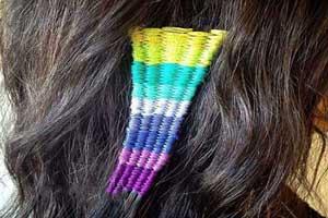غوغای جدیدترین مدل موهای دخترانه