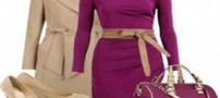 انتخاب رنگین ترین مدل لباس های رنگی پاییز