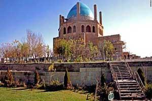 معماری های تاریخی ایران (عکس)