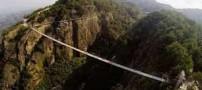 طولانی و بلندترین راهروی مخوف شیشه ای (عکس)
