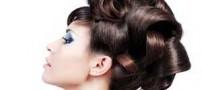 مدل شینیون های بسیار زیبای زنانه