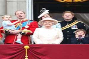 عکس های ملکه زیبایی بریتانیا با طولانی ترین دوره سلطنت