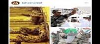 کمپین وقیحانه سعودی ها (ایران حجاج را کشت!) عکس