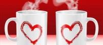 اس ام اس های عاشقانه و جالب چای و قهوه !