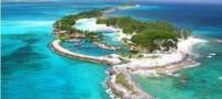 گران ترین ثانیه ها در لوکس ترین جزیره های شخصی دنیا (عکس)