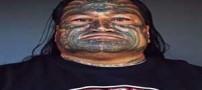 چهره های مخوف شرورترین باند خلافکار نیوزیلند (عکس)