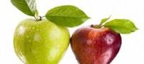 خواص دو سیب برای خانم ها