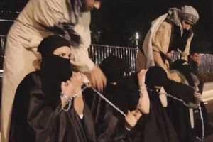 دختر ایزدی که با 8 دلار برده جنسی شد (عکس)