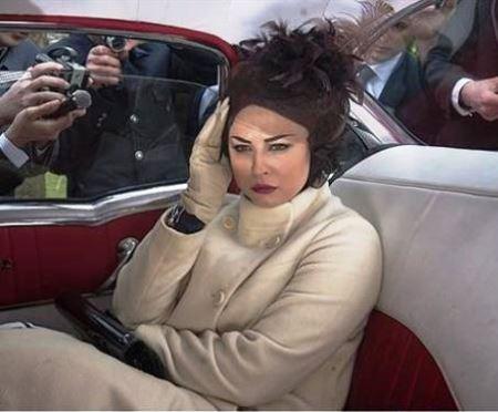 عکس های بازیگران زن معروف در نقش همسران شاه