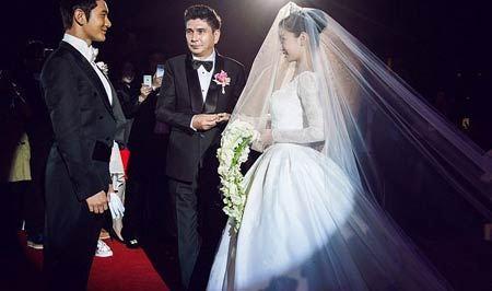 عکس های عروسی 68 میلیارد تومانی خانم بازیگر