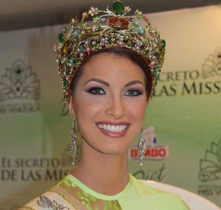 عکس های زیباترین زن ونزوئلا