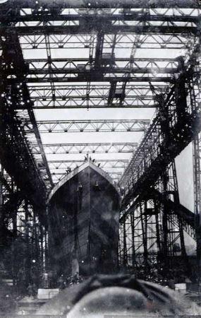 عکس های دیدده نشده کشتی تایتانیک