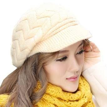 مدل و رنگ کلاه بافتنی دخترانه از برندهای جذاب