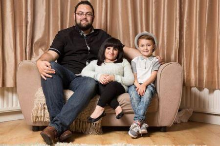 ازدواج دختر 80 سانتی با خوش استیل ترین پسر ! (عکس)