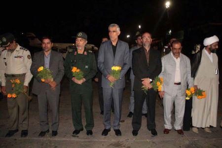 سوتی وحشتناک مسئولان شیراز در استقبال از قربانیان (عکس)