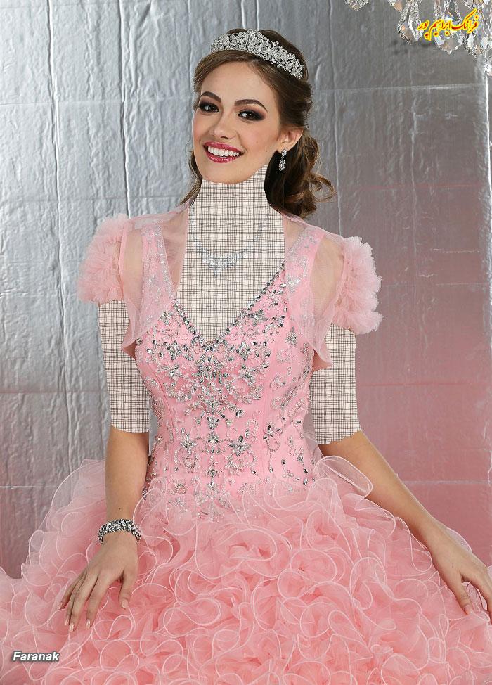 زیبا و جدیدترین مدل های لباس نامزدی قسمت پانزدهم