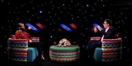 افشای بزرگترین راز زندگی امیر تتلو در برنامه زنده (عکس)