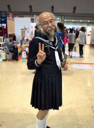 عکس های خنده دار از سوژه های ژاپنی