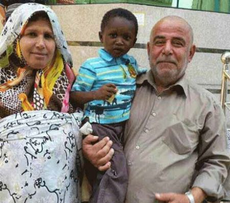 اقدام جنجالی دو حاجی ایرانی پس از فاجعه منا (عکس)