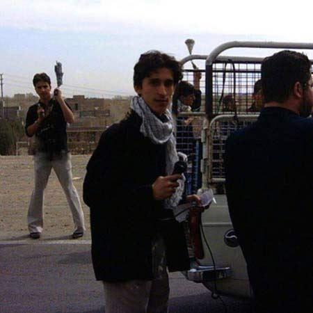 عکس های دیدنی مرتضی پاشایی از مداحی