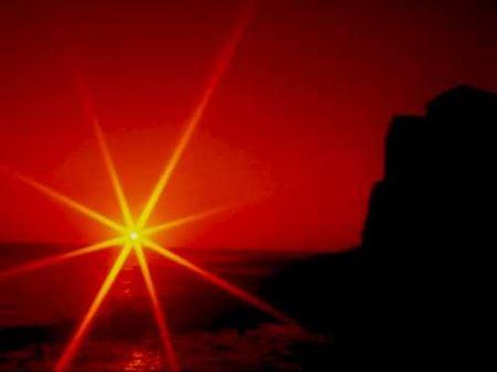 شگفت انگیزترین عکس های عاشقانه از غروب خورشید