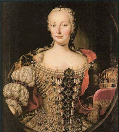 تنها زن جذابی که امپراتور شد (عکس)