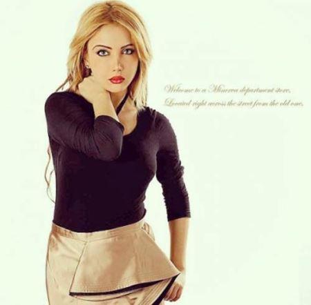 عکس هایی از خوشگل ترین دخترهای مدل ایرانی