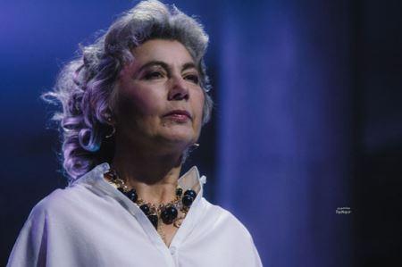 عکس های اولین فش شوی زنان بالای 50 در دنیای مد