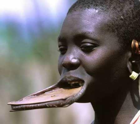 عکس های انتخاب زشت و چندش آورترین زنان جهان