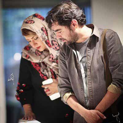 عکس های دیدنی شهاب حسینی و همسرش خیریه