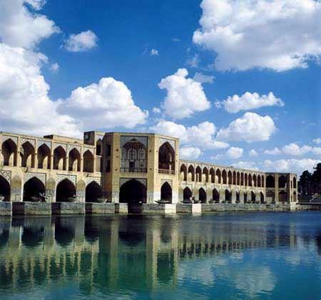 عکس های دیدنی پل های تاریخی ایران
