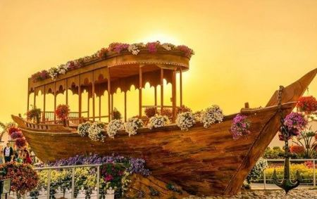 عکس های خیره کننده زیباترین باغ گل دنیا