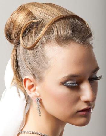 جدیدترین مدل های مو و آرایش عروس 2016