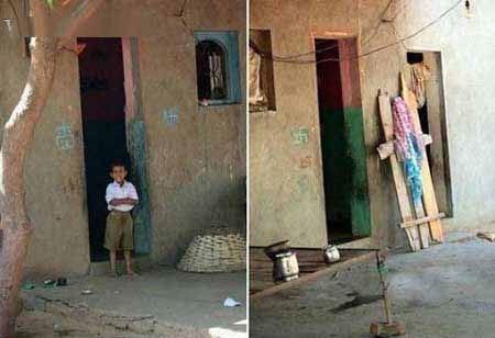 روستایی بدون درب که همه را متعجب کرده !! (عکس)