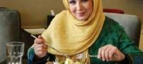 مصاحبه ای داغ با بازیگر شهره سلطانی گیاه خوار