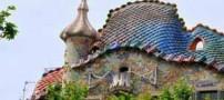 مشهورترین خانه دنیا در بارسلونا (عکس)