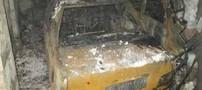 آتش سوزی مرگبار در مجتمع مسکونی پایتخت