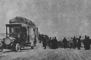 تاریخچه اولین اتومبیل در ایران