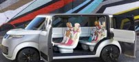 سلفی های داغ که این ماشین زیبا از شما می گیرد! (عکس)