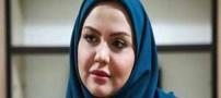 عاقبت فوبیای مجری زن ایرانی در برنامه زنده! (عکس)