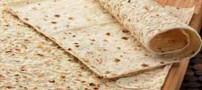 ممنوعیت نان لواش برای دانش آموزان