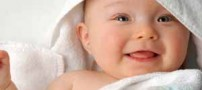 علت لبخند نوزادان تازه متولد شده !