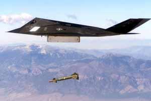 بمب های سنگرشکن برای حمله به ایران