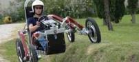 خودرو عنکبوتی حیرت آور ! (عکس)