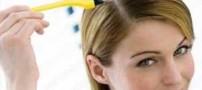 روش های اصولی رنگ کردن مو در خانه